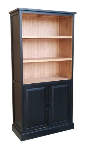 KL-724 BOOKCASE 2 DOOR