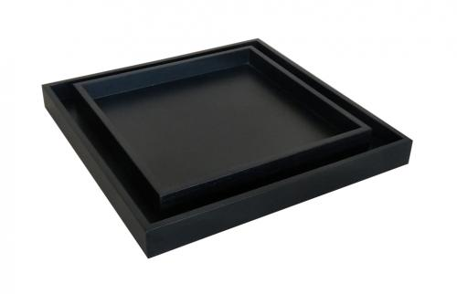 KL-757 TRAY SET OF 2 ANGLE VIEW
