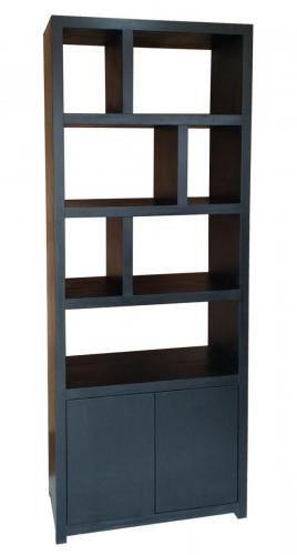 WC-159 KELVIN CABINET WITH 2 DOORS ANGLE VIEW